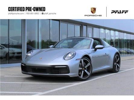 2021 Porsche 911 Targa 4 (Stk: U9896) in Vaughan - Image 1 of 30