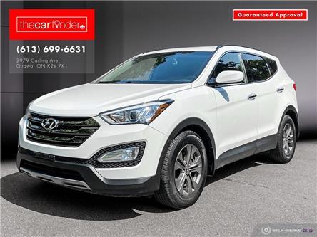 2013 Hyundai Santa Fe Sport 2.4 Premium (Stk: ) in Ottawa - Image 1 of 23