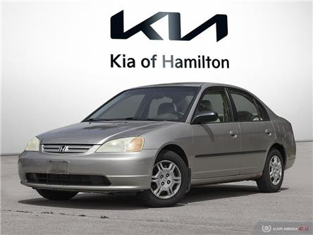 2002 Honda Civic DX-G (Stk: P10749A) in Hamilton - Image 1 of 21