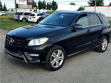 2013 Mercedes-Benz M-Class Base (Stk: 104764) in Kitchener - Image 1 of 25