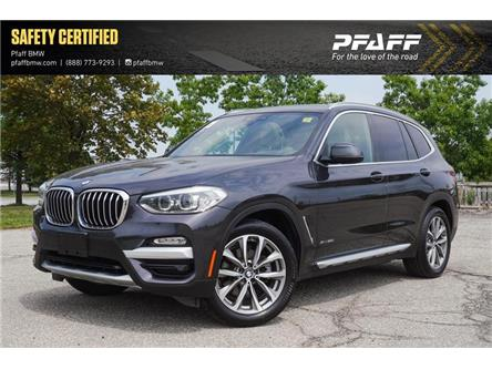 2018 BMW X3 xDrive30i (Stk: 24698A) in Mississauga - Image 1 of 22