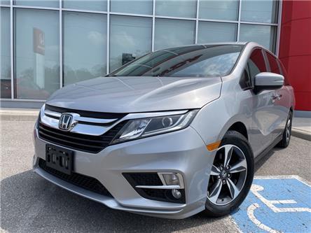 2019 Honda Odyssey EX-L (Stk: 21-318A) in Stouffville - Image 1 of 23