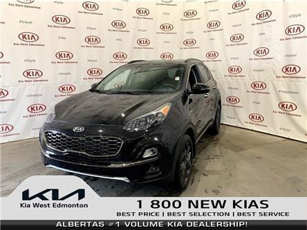 2022 Kia Sportage EX Premium S (Stk: 23234) in Edmonton - Image 1 of 27