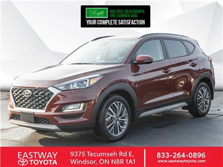 2020 Hyundai Tucson Luxury (Stk: TR7738) in Windsor - Image 1 of 24