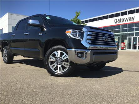 2018 Toyota Tundra Platinum 5.7L V8 (Stk: 36831A) in Edmonton - Image 1 of 29