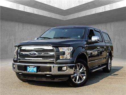 2016 Ford F-150 Lariat (Stk: 9845C) in Penticton - Image 1 of 22