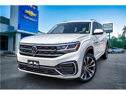 2021 Volkswagen Atlas 3.6 FSI Execline (Stk: 21-159A) in Trail - Image 1 of 17