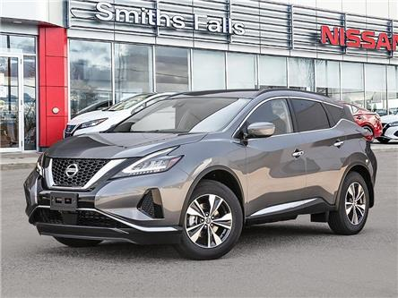 2021 Nissan Murano S (Stk: 21-276) in Smiths Falls - Image 1 of 23