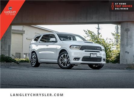 2019 Dodge Durango R/T (Stk: M720527A) in Surrey - Image 1 of 27