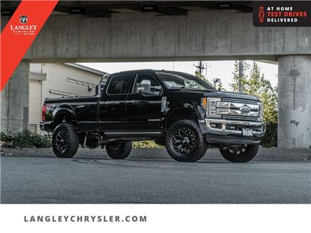 2018 Ford F-350 Lariat (Stk: M538575A) in Surrey - Image 1 of 30