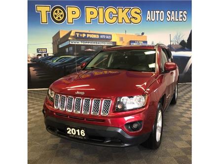 2014 Jeep Compass Sport/North (Stk: 603293) in NORTH BAY - Image 1 of 23