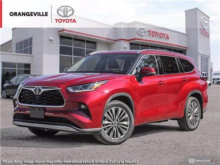 2021 Toyota Highlander Limited (Stk: 21615) in Orangeville - Image 1 of 23