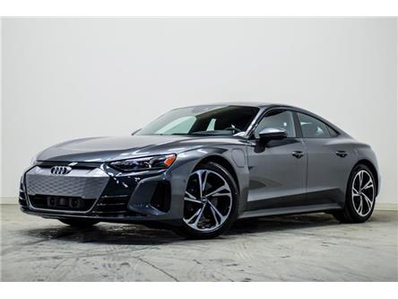 2022 Audi e-tron GT Base (Stk: T19991) in Vaughan - Image 1 of 25