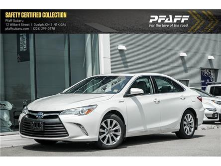 2016 Toyota Camry Hybrid XLE (Stk: S00986A) in Guelph - Image 1 of 20
