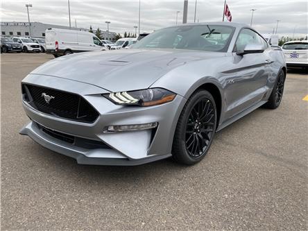 2021 Ford Mustang GT Premium (Stk: M-1132) in Calgary - Image 1 of 6