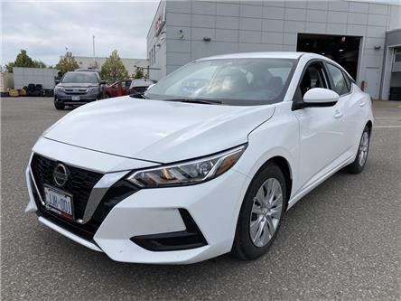 2021 Nissan Sentra S Plus (Stk: MY251644) in Bowmanville - Image 1 of 8