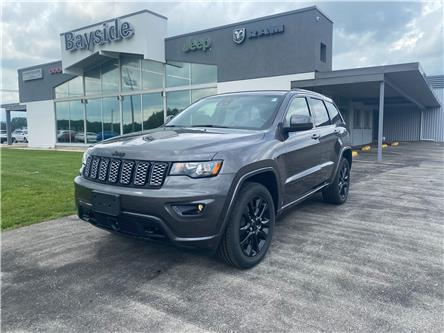 2021 Jeep Grand Cherokee Laredo (Stk: 21130) in Meaford - Image 1 of 21