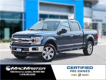2019 Ford F-150 XLT (Stk: 210670PA) in London - Image 1 of 23