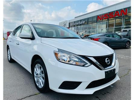 2017 Nissan Sentra 1.8 SV (Stk: C35912A) in Thornhill - Image 1 of 21