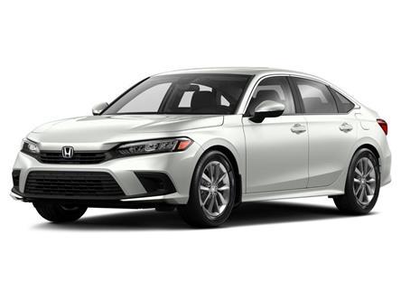 2022 Honda Civic EX (Stk: N6025) in Niagara Falls - Image 1 of 3