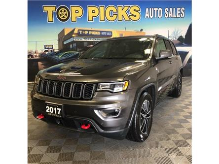 2017 Jeep Grand Cherokee Trailhawk (Stk: 727072) in NORTH BAY - Image 1 of 30