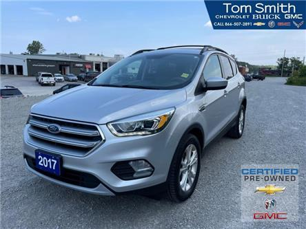 2017 Ford Escape SE (Stk: 210615A) in Midland - Image 1 of 15