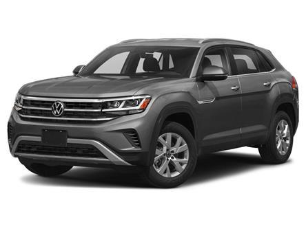 2021 Volkswagen Atlas Cross Sport 3.6 FSI Highline (Stk: 405SVN) in Simcoe - Image 1 of 9