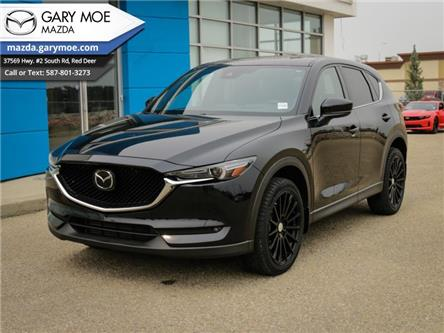 2019 Mazda CX-5 Signature (Stk: 1M60912A) in Red Deer - Image 1 of 23