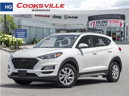 2019 Hyundai Tucson Preferred (Stk: 552550T) in Mississauga - Image 1 of 21