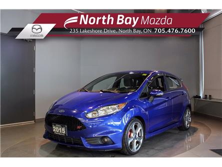 2015 Ford Fiesta ST (Stk: 21235C) in North Bay - Image 1 of 22