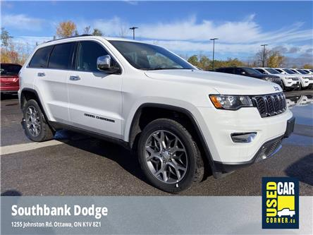 2020 Jeep Grand Cherokee Limited (Stk: 200674) in OTTAWA - Image 1 of 20