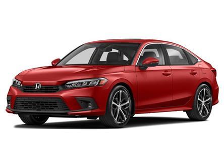 2022 Honda Civic Sedan Sport CVT (Stk: 29705) in Ottawa - Image 1 of 2