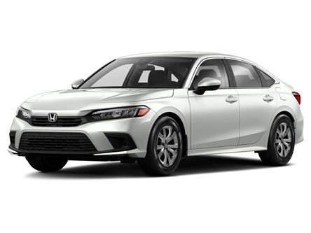 2022 Honda Civic Sedan LX CVT (Stk: F22006) in Orangeville - Image 1 of 2