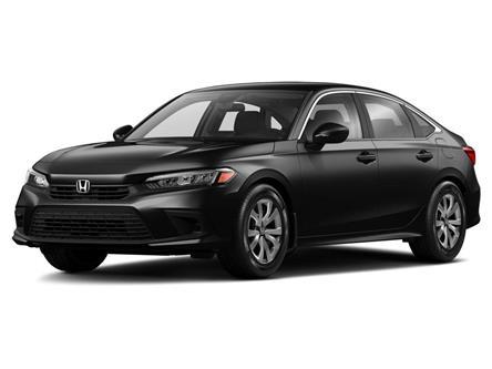 2022 Honda Civic Sedan LX CVT (Stk: F22008) in Orangeville - Image 1 of 2