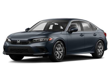 2022 Honda Civic Sedan LX CVT (Stk: F22023) in Orangeville - Image 1 of 2