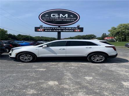 2021 Cadillac XT5 Premium Luxury (Stk: MZ110130) in Rockland - Image 1 of 10