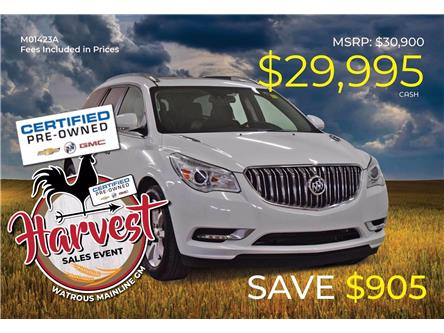 2016 Buick Enclave Premium (Stk: M01423A) in Watrous - Image 1 of 43