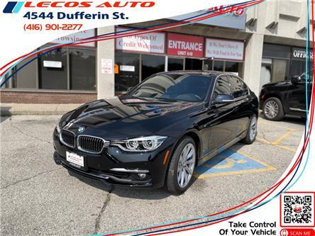 2017 BMW 330i X-Drive  (Stk: U64597) in Toronto - Image 1 of 15