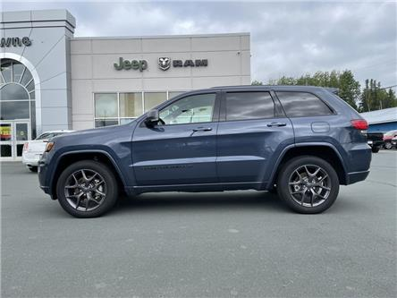 2021 Jeep Grand Cherokee Limited (Stk: M101) in Miramichi - Image 1 of 12