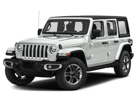 2021 Jeep Wrangler Unlimited Sahara (Stk: 21279) in North Bay - Image 1 of 9