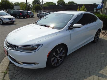 2016 Chrysler 200 C (Stk: 5435A) in Sarnia - Image 1 of 14