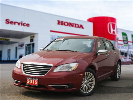 2012 Chrysler 200 Limited (Stk: 21-144A) in Vernon - Image 1 of 16