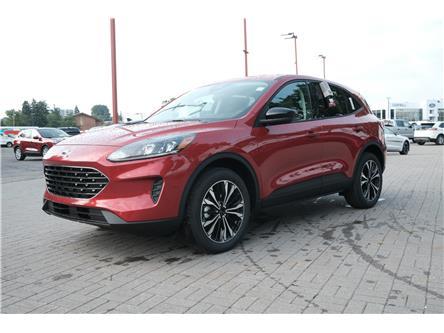2021 Ford Escape SE (Stk: 2104560) in Ottawa - Image 1 of 18