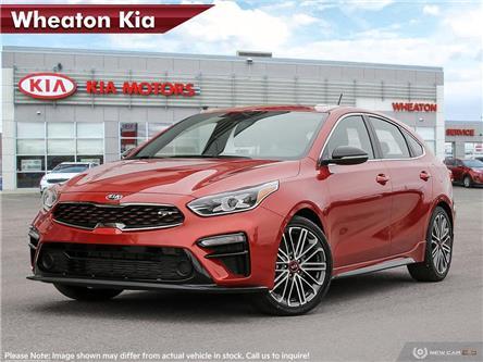 2020 Kia Forte5 GT (Stk: N61164) in Regina - Image 1 of 24