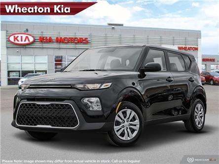 2021 Kia Soul LX (Stk: N45159) in Regina - Image 1 of 23