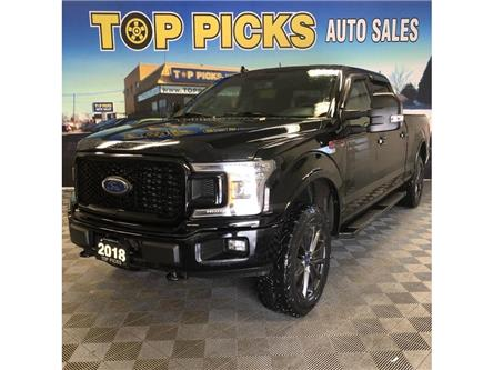 2018 Ford F-150 XLT (Stk: A82702) in NORTH BAY - Image 1 of 28