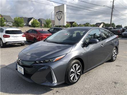 2018 Toyota Prius Prime Base (Stk: 21313) in Ottawa - Image 1 of 23