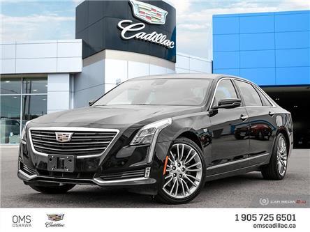 2018 Cadillac CT6 3.0L Twin Turbo Luxury (Stk: 224906B) in Oshawa - Image 1 of 27