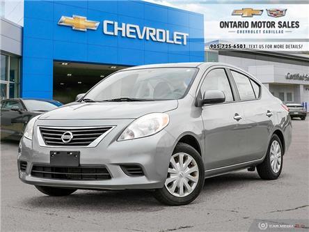 2013 Nissan Versa  (Stk: 222455A) in Oshawa - Image 1 of 34
