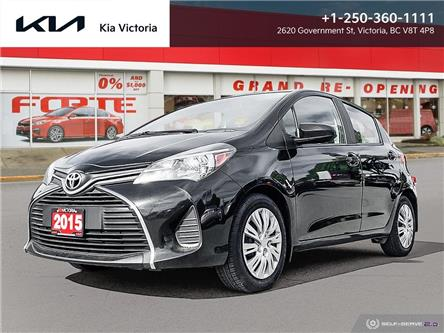 2015 Toyota Yaris LE (Stk: RO21-340AA) in Victoria - Image 1 of 23